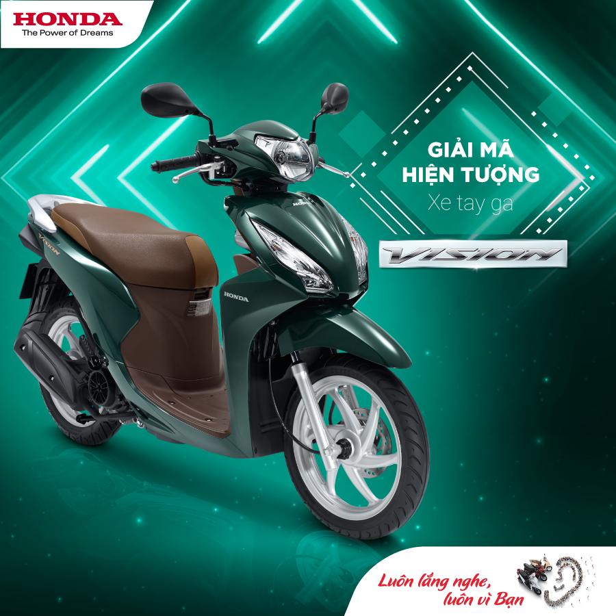 Xe Honda Vision